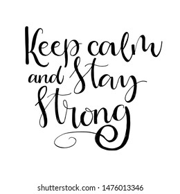 Stay Strong Images, Stock Photos & Vectors | Shutterstock