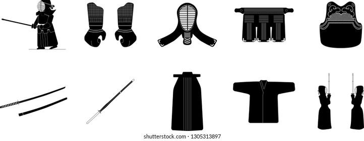 Kendo Icons Set
