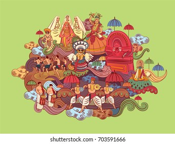 Kerala celebrations