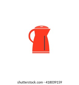 Kettle Simple flat vector icon