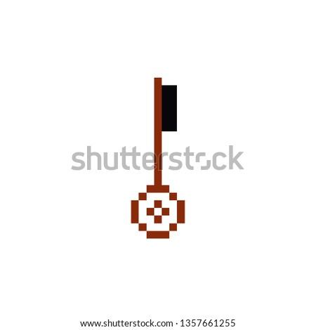 shovel pixel art