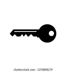 key icon Icon Vector Illustration Logo Template