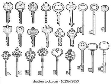 Key Drawing Images Stock Photos Vectors Shutterstock