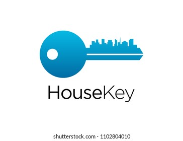 key logo for real estate company