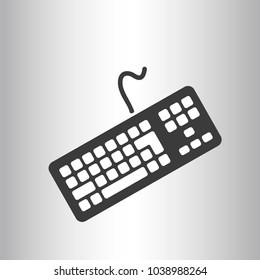 Keypad vector illustration
