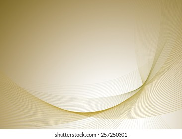 khaki background with curves