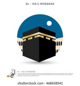 Khana Kaaba icon for hajj background