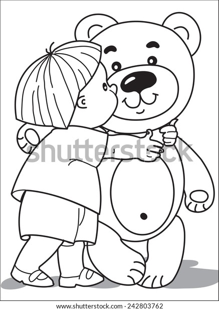 Beautiful Teddy Bear Coloring Pages - Coloring Pages For All Ages ...   620x437