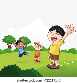 Kid icon. child design. Childhood concept