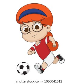 soccer cartoon images stock photos vectors shutterstock