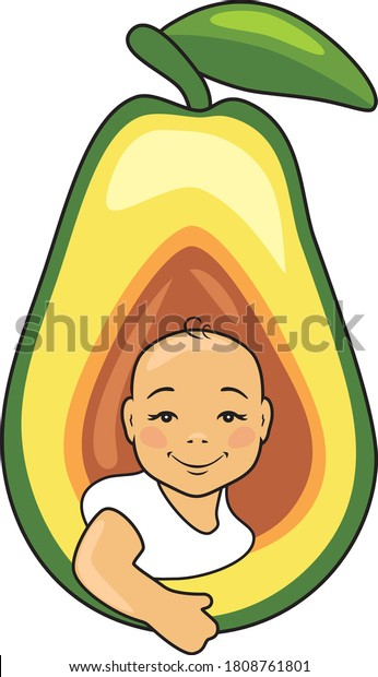 kid-looks-out-avocado-design-600w-180876