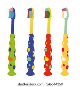 kid teeth brush