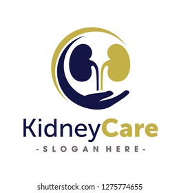 Kidney Care Logo Design Inspiration