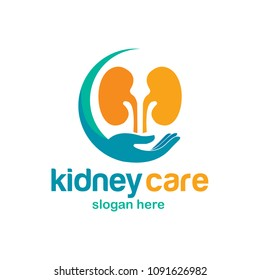 kidney logo. urology logo