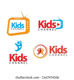 Tv Channel Logo Images, Stock Photos & Vectors | Shutterstock