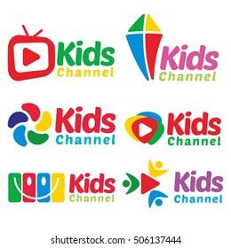 Imágenes, fotos de stock y vectores sobre Tv Channel Logo