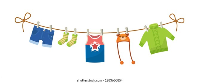 Clothesline Images Stock Photos Amp Vectors Shutterstock