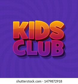 Imagenes Fotos De Stock Y Vectores Sobre Kid Camp Logo Shutterstock