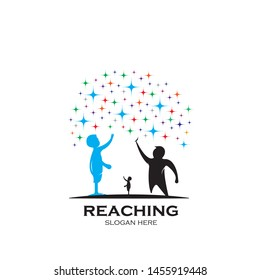 Kids Dream Logo Design Template