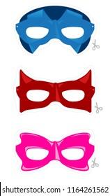 Kids fantasy mask