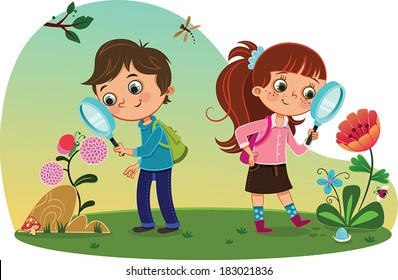 Outdoor Learning Images, Stock Photos & Vectors | Shutterstock