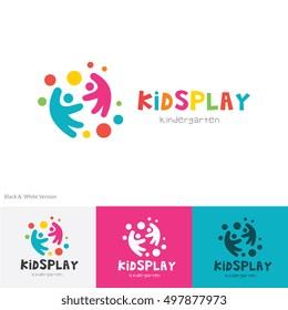 kids play logo