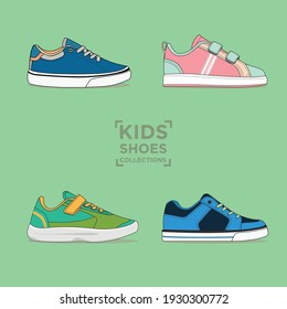 kids shoes collections for boys and girls
