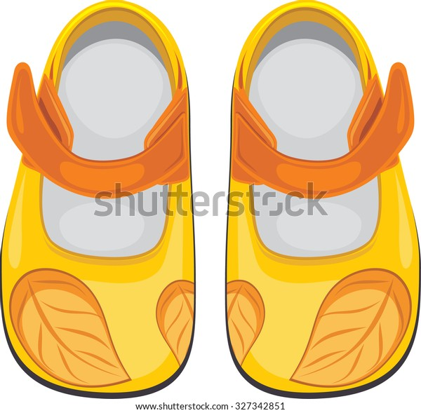 kids-shoes-isolated-on-white-600w-327342