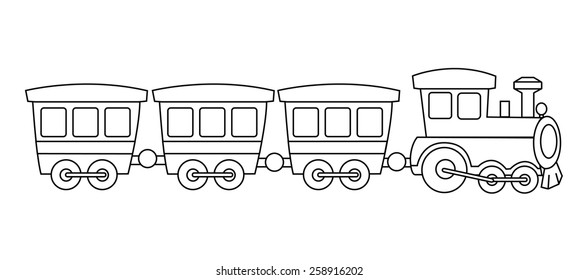 Colorful Train Images, Stock Photos & Vectors