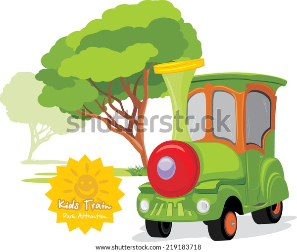 kids-train-amusement-park-vector-600w-21