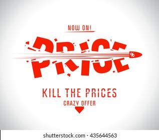 Kill the prices vector design