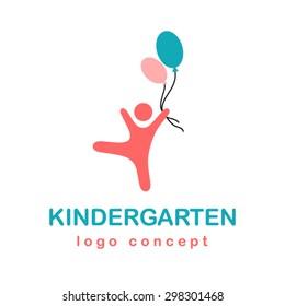 Kindergarten logo.