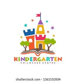 Kindergarten Logo Templates