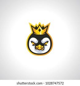 King Pinguin E Sport Logo