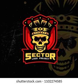 King Skull Esports Logo