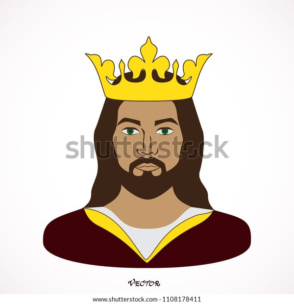 King Wearing Crown Mantle Cartoon Vector Stock Vector Royalty Free 1108178411 Crown cartoons from cartoon collections. https www shutterstock com image vector king wearing crown mantle cartoon vector 1108178411