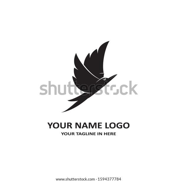 Kingfisher Bird Rare Australia Asia Very Stock Vector Royalty Free 1594377784