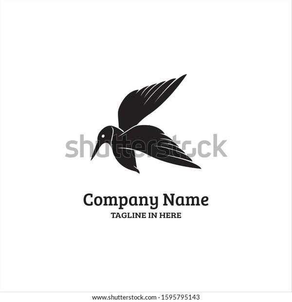 Kingfisher Bird Rare Australia Asia Very Stock Vector Royalty Free 1595795143