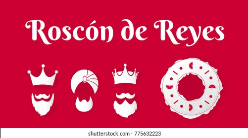 Rosca De Reyes Imágenes, Fotos Y Vectores De Stock