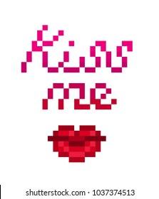 Vectores Imágenes Y Arte Vectorial De Stock Sobre Kiss