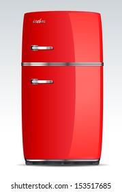 Kitchen appliances - Icebox, refrigerator, fridge