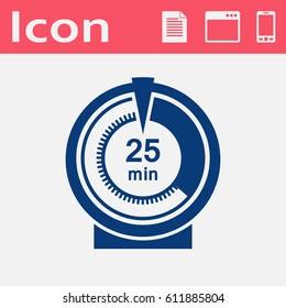kitchen icon of timer