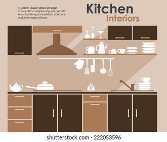 Crockery Cabinet Hd Stock Images Shutterstock
