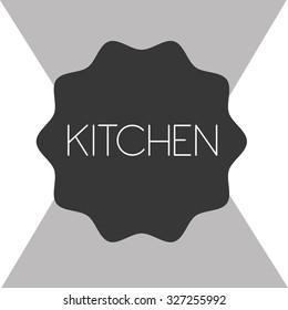 kitchen tool design, vector illustration eps10 graphic