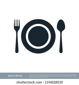 kitchen utensil spoon plate fork