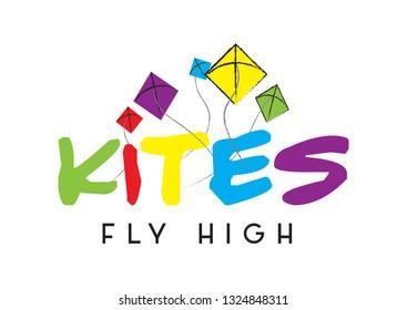kites logo vector