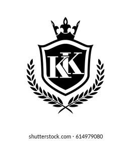 Kk Logo Design Images Stock Photos Vectors Shutterstock