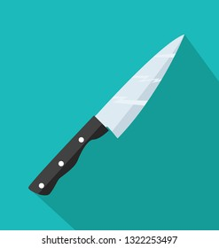 Knife Icon vector illustration