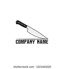 Knife Logo Images, Stock Photos & Vectors | Shutterstock