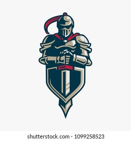 Knight Badge Design